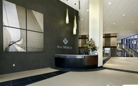 Bay Medical Center Lobby