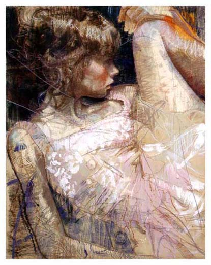 After the Dance by Charles Dwyer
