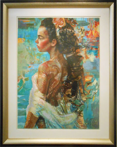 Island Muse by Charles Dwyer