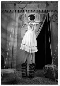 Sara Cirque by Charles Dwyer