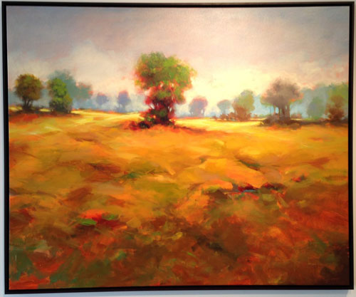 Landscape by Cecil K