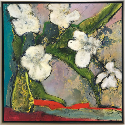 Fleurs by Helen Zarin
