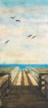 Escape to the Sea by Judy Klich