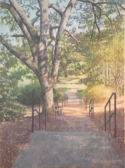 Rushton Park by Kirk Brannon
