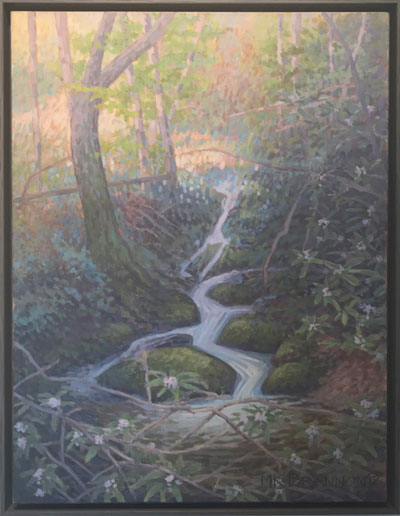 Spring Run Off by Kirk Brannon