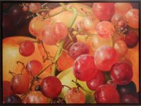 Still Life with Grapes by Ruben Jaime