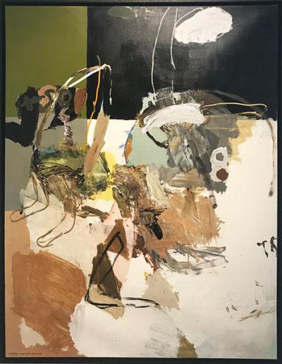 Untitled III by Vered Gersztenkorn